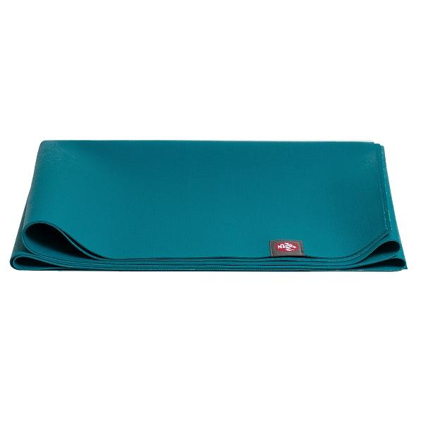 Manduka EKO SuperLite Yoga Travel Mat - Veradero Blue