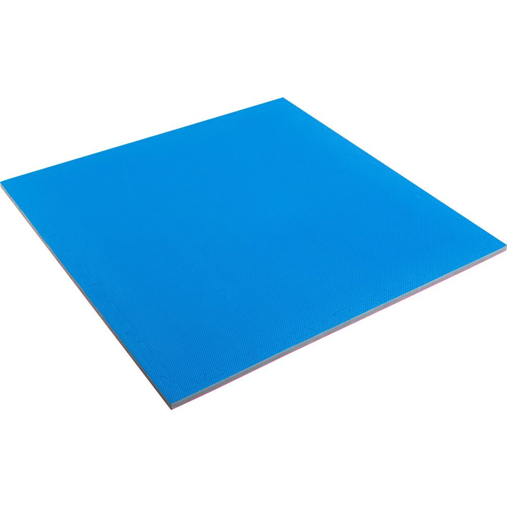 Reversible Training Mat, Blue/Red