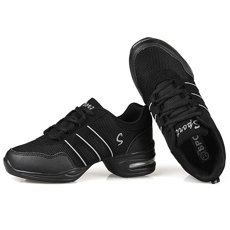 Dance Sneakers black/gray
