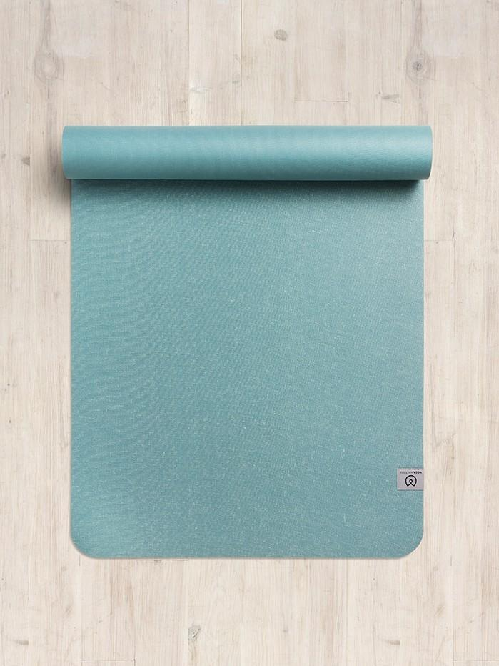 Eco Everyday Rise Yoga Mat eucalyptus