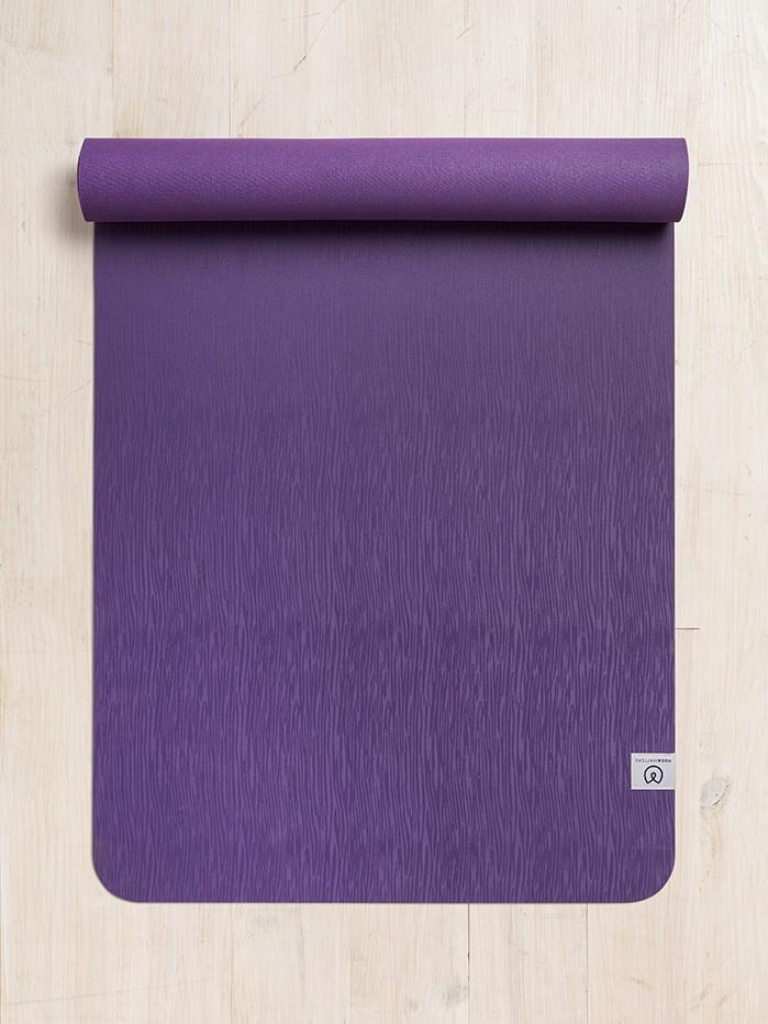 Yogamatters Eco Everyday Yoga Mat grape-purple