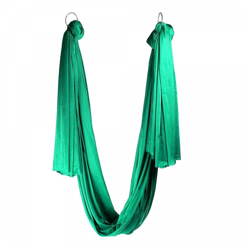 Aerial Yoga Hammock forest green