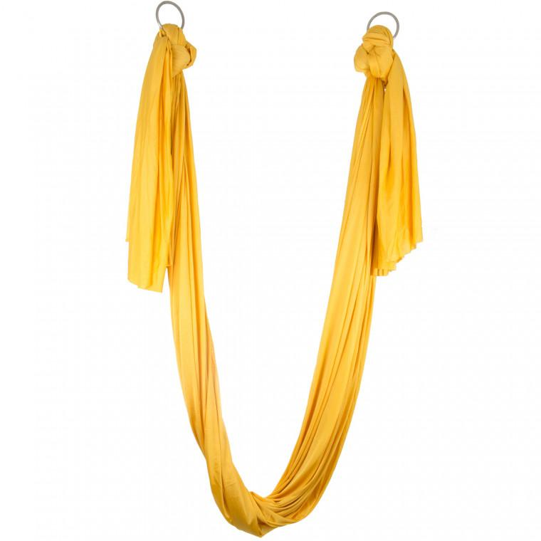 Aerial Yoga Hammock yellow