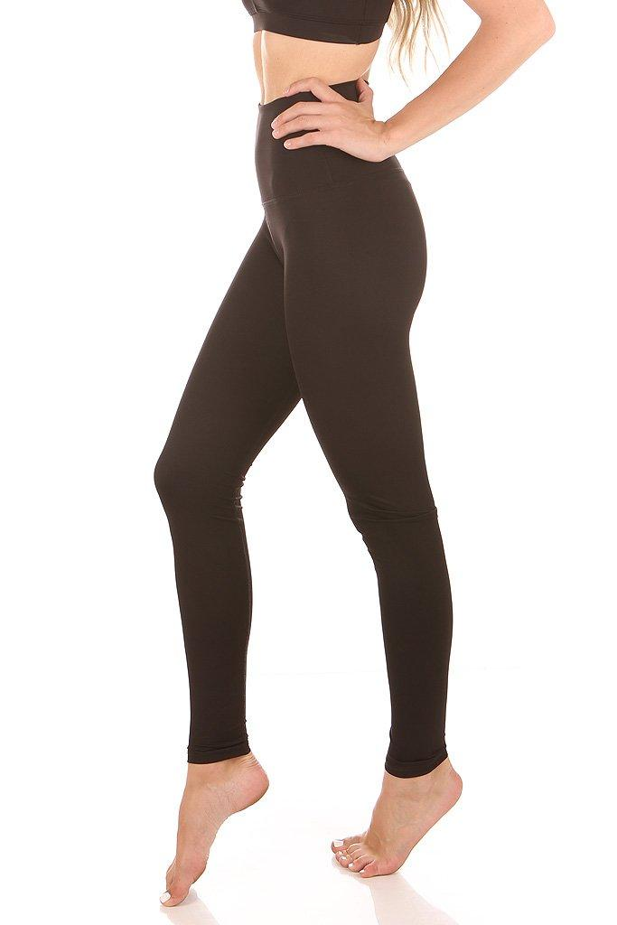 Kaya Legging - High Waisted Black