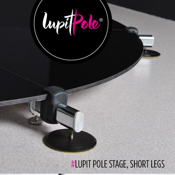 lupit pole stage stainless. Black Bedroom Furniture Sets. Home Design Ideas