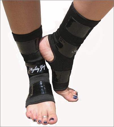 Ankle Protectors with Tack Strips