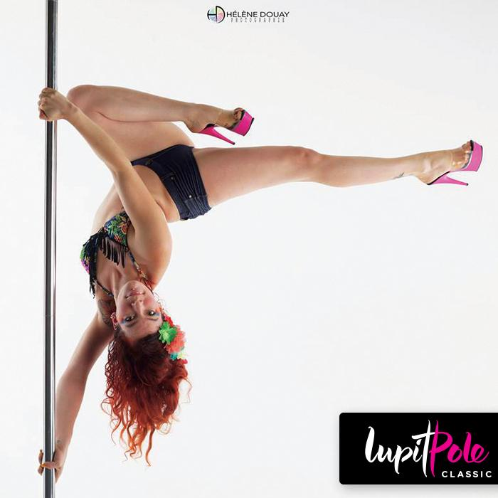 Lupit Pole Classic 45mm stainless steel