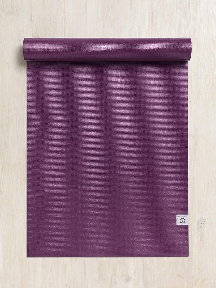 Yogamatters Sticky Yoga Mat berry