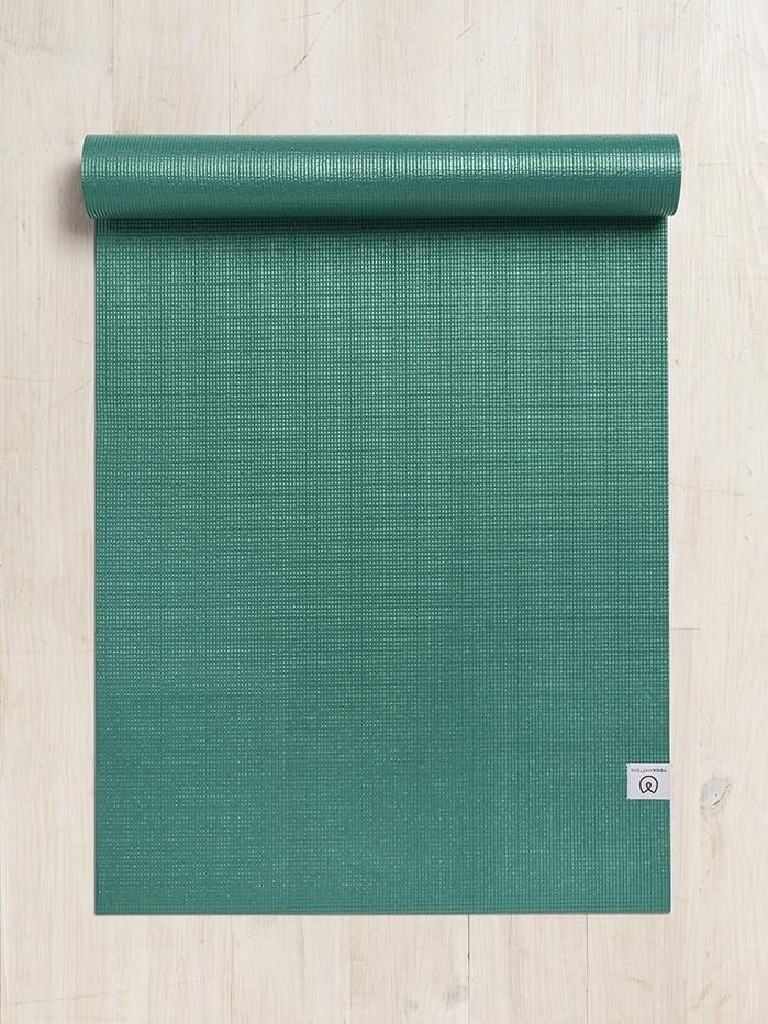 Yogamatters Sticky Yoga Mat bottel-green