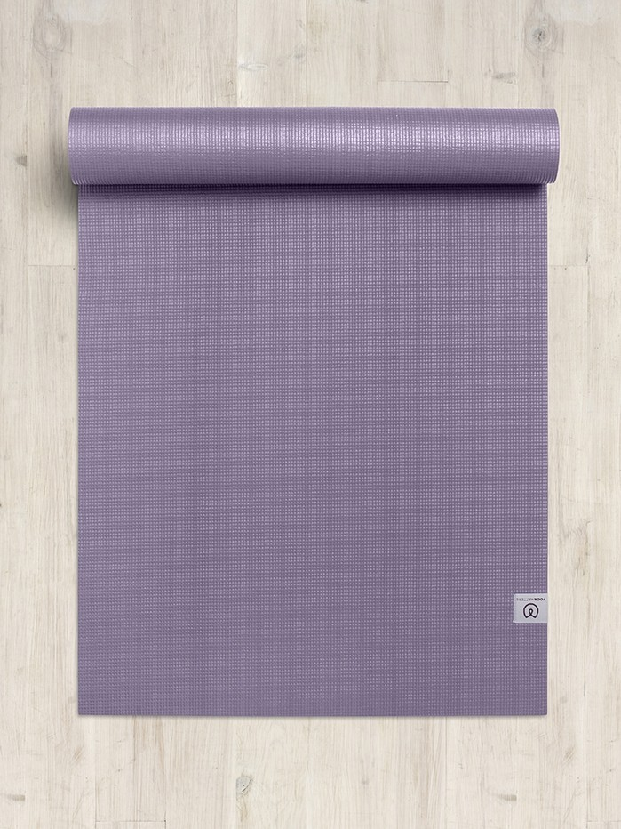 Yogamatters Sticky Yoga Mat wisteria-lavender